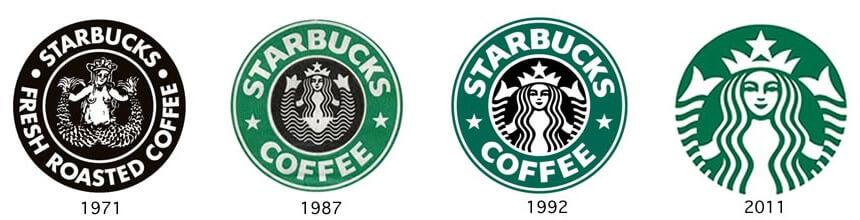 طراحی لوگو استارباکس